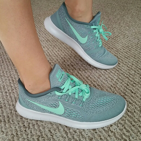 442752d16e06 Women s Nike Free RN in Green